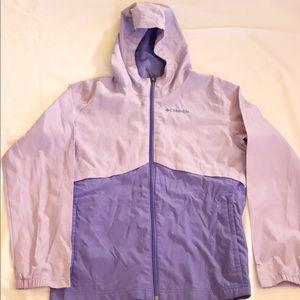 Kids Columbia Rain Jacket